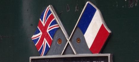αγγλικά-γαλλικά
